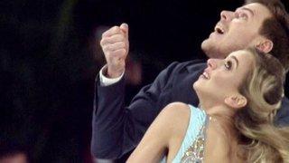 Виктория Синицина и Никита Кацалапов Ритм-танец. Shiseido Cup of China 08.11.2019 смотреть онлайн