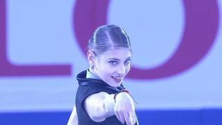 Алена Косторная. Показательные выступления. NHK Trophy. Гран-при пофигурному катанию 2019/20