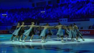 Смотреть Церемонию открытия чемпионата России по фигурному катанию 2020