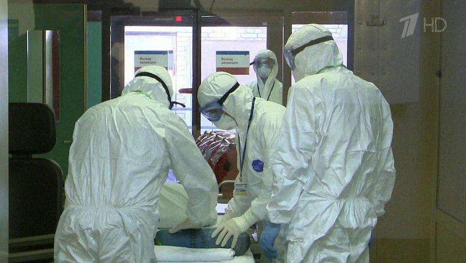 Общее число заболевших коронавирусной инфекцией вРоссии перевалило за10 тысяч. Новости. Первый канал
