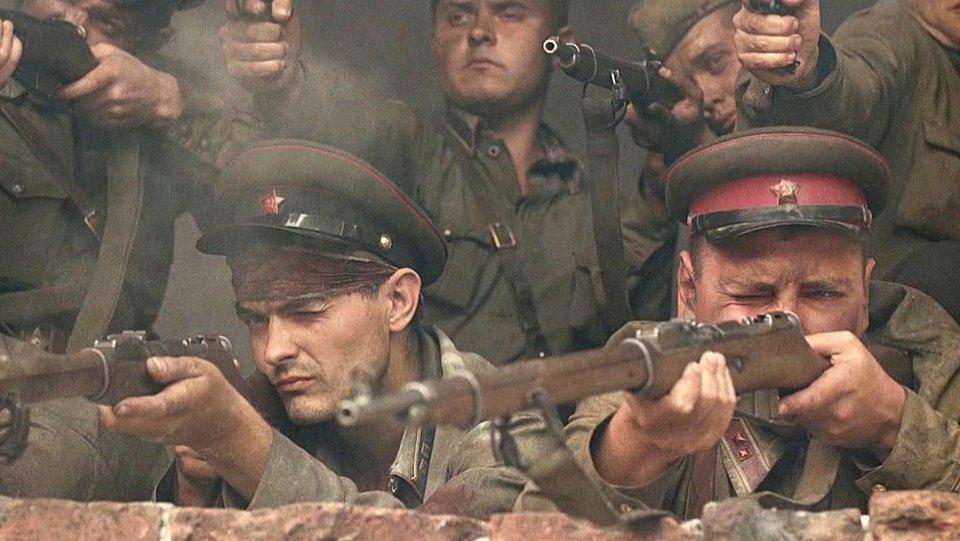 Художественный фильм «Брестская крепость»