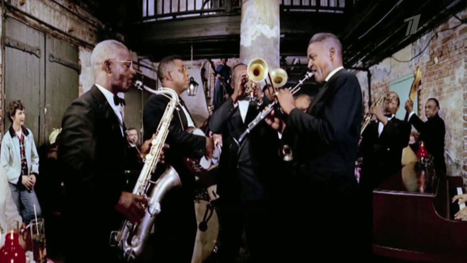 Премьера. Документальный фильм «Звуки улиц: Новый Орлеан— город музыки»