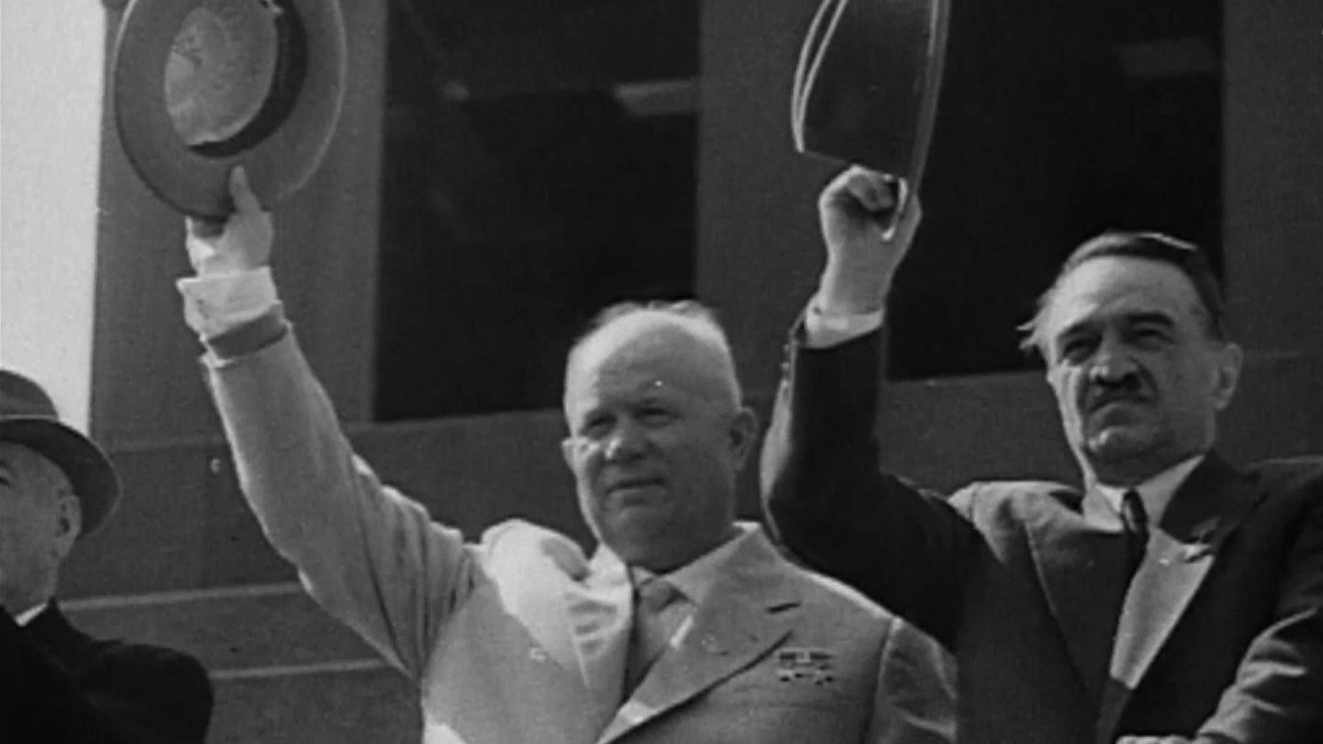 «Как Хрущёв покорял Америку»