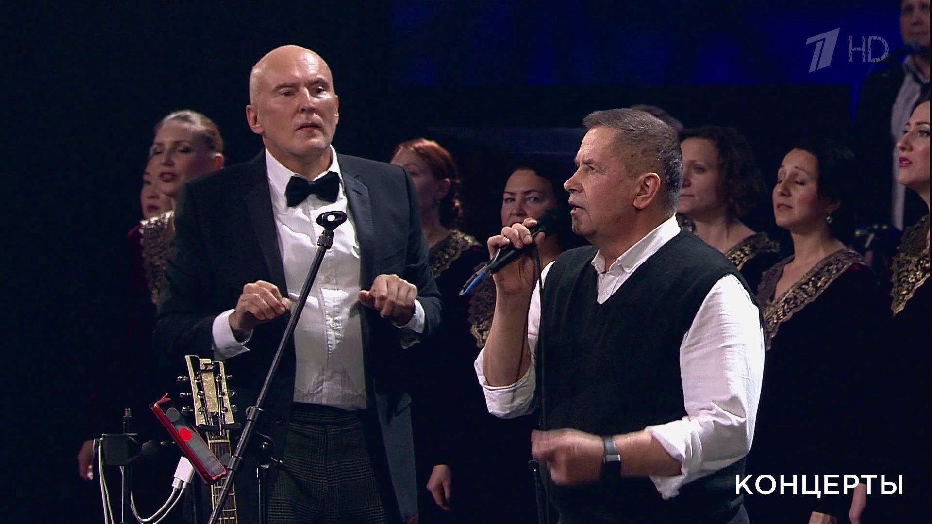 Юбилейный концерт Игоря Матвиенко