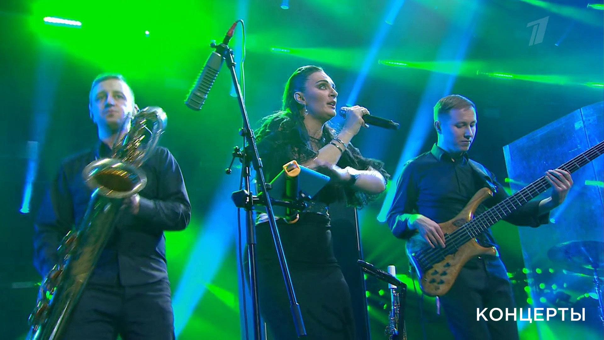 Сольный концерт Елены Ваенги вКремле