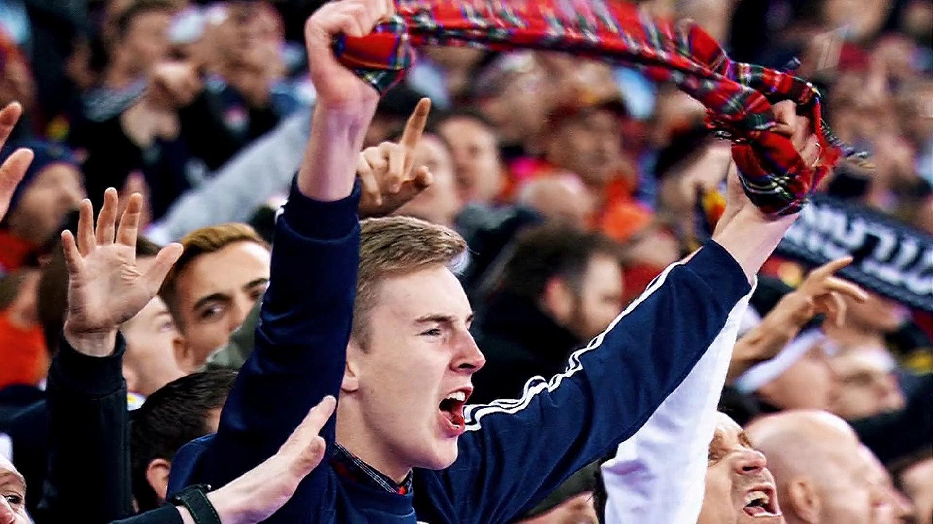 Чемпионат Европы пофутболу 2020. Сборная Англии— сборная Шотландии. Прямой эфир изАнглии