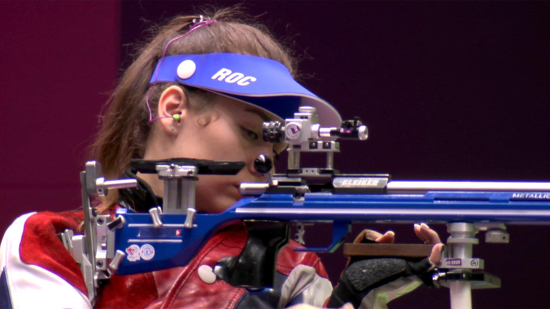 Олимпийские медали завоевали российские стрелки, вфинал вышли саблистки, вплей-офф— волейболистки