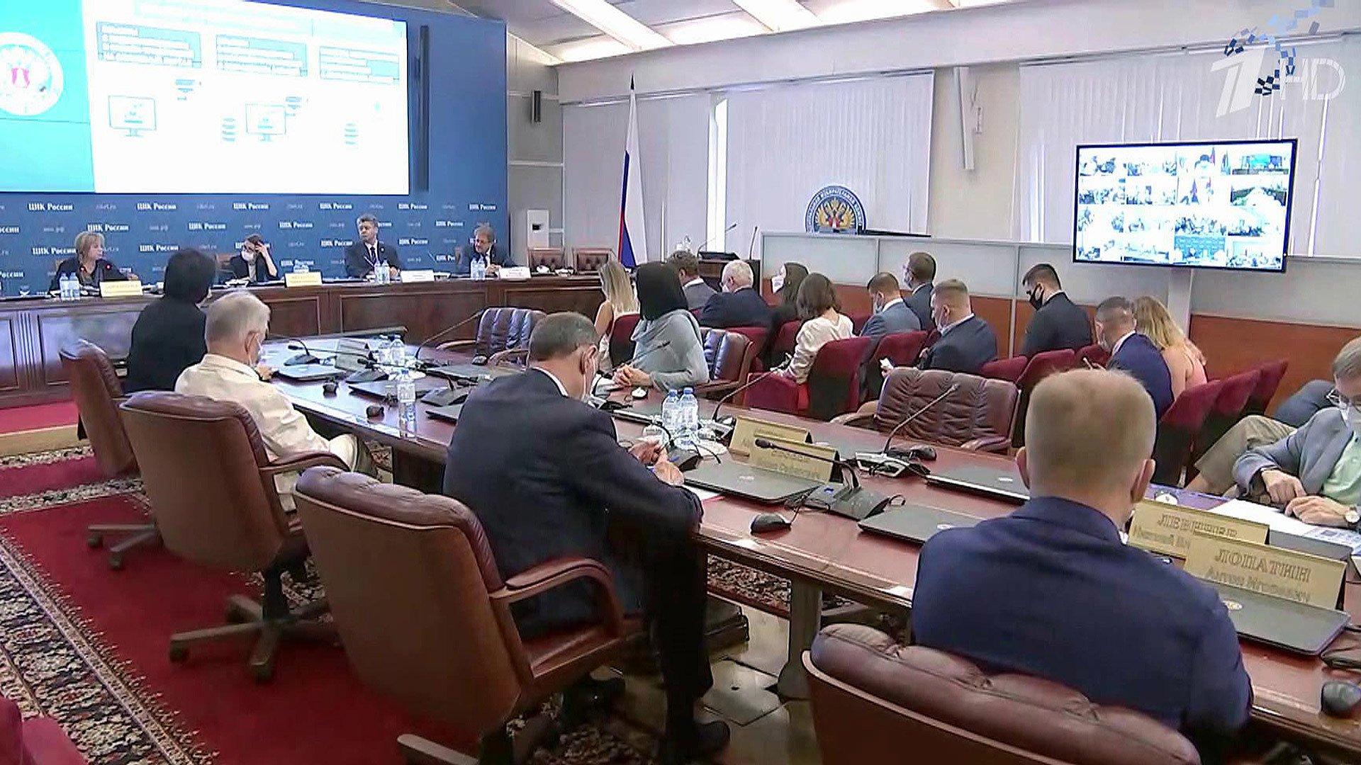 ВЦИК рассказали, как будет вестись видеонаблюдение наизбирательных участках напредстоящих ввыборах вГосдуму
