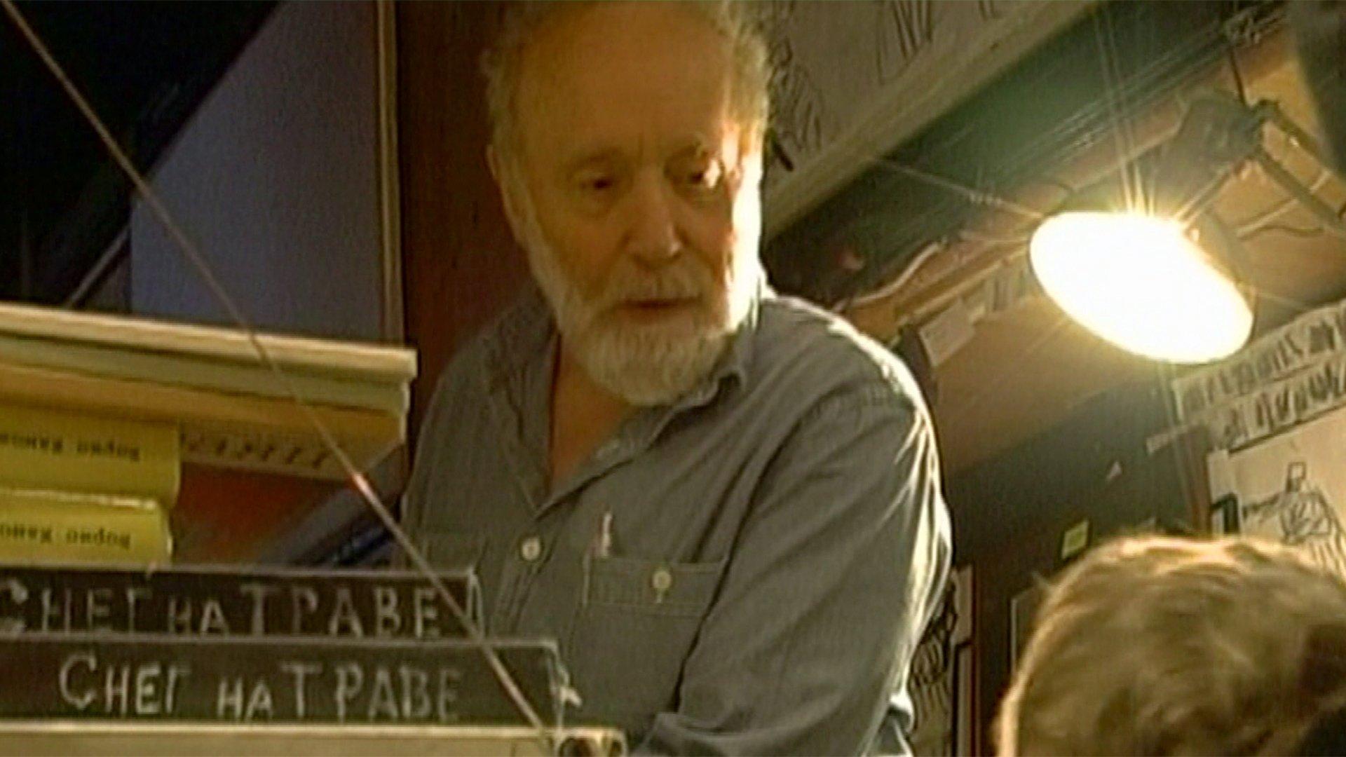 К80-летию Юрия Норштейна. «Вышел ежик изтумана»