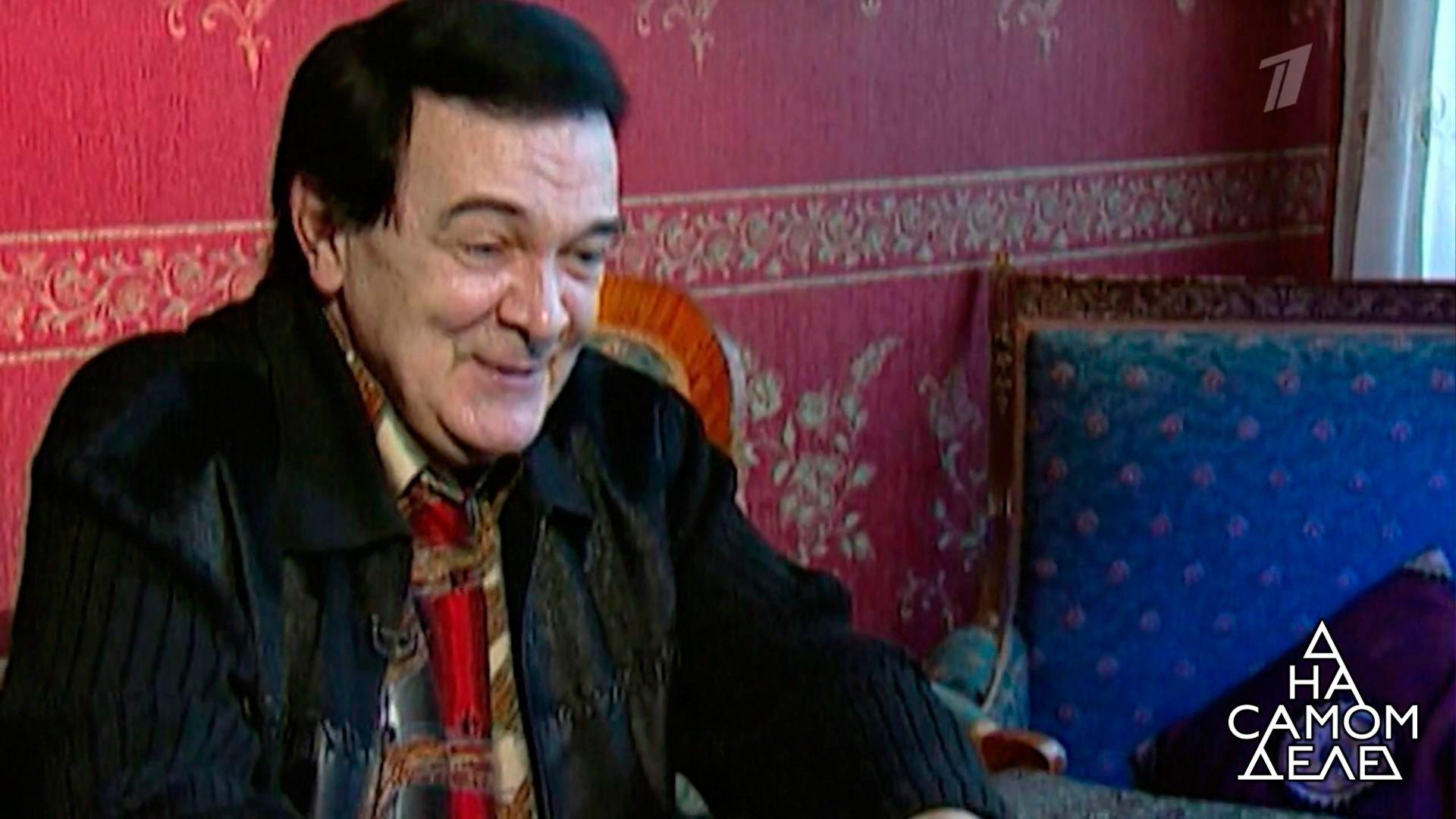 «Насамом деле». Сенсационное признание: «Отец моей дочери— Муслим Магомаев!»