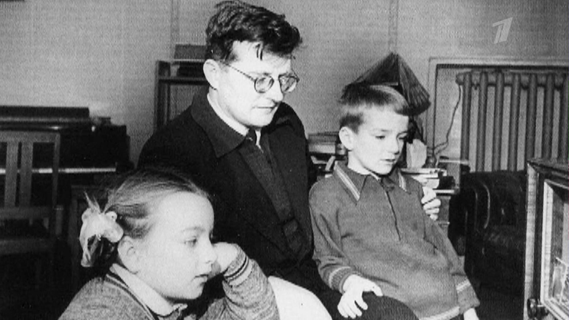 К115-летию Дмитрия Шостаковича. «Яоставляю сердце вам взалог»