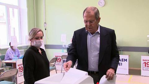 Повсей России проходит второй день выборов
