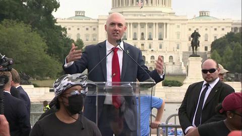 УКонгресса США пройдет митинг вподдержку участников штурма Капитолия