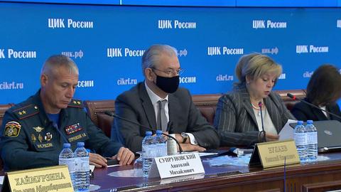 19 сентября— последний иосновной день голосования навыборах вГосдуму РФ