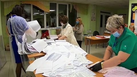 ВРоссии завершились выборы вГосударственную думу восьмого созыва