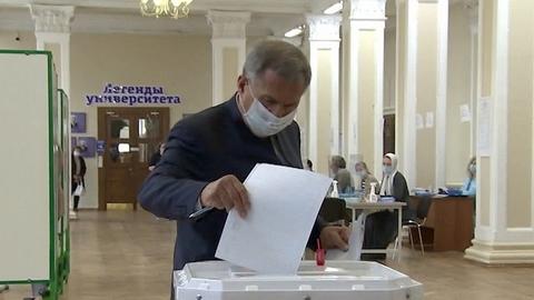Вэтом году впервые голосование закандидатов вГосдуму проходило три дня