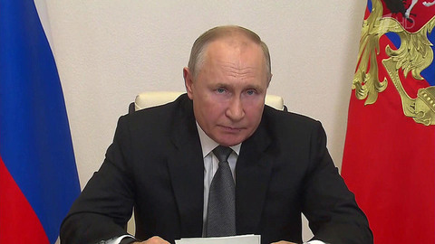 Владимир Путин сообщил опреодолении спада вроссийской экономике, вызванного пандемией