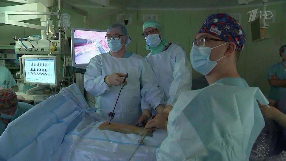 Новые технологии влечении рака вцентре внимания врачей наМеждународном форуме