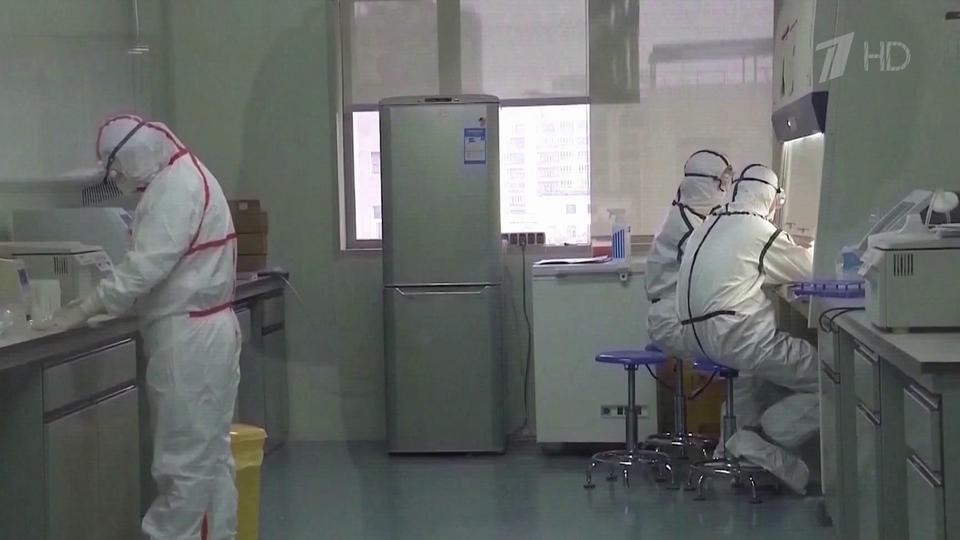 ВВеликобритании СМИ подняли вопрос опроисхождении коронавируса