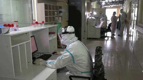 ВРоссии засутки зафиксировано 21 379 новых случаев заражения COVID-19