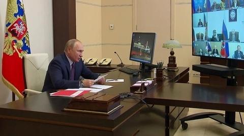 Система стратегического планирования вцентре внимания президента назаседании Совбеза РФ