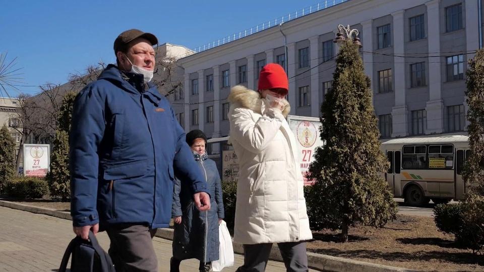 ВРоссии засутки выявили 22 430 новых случаев заражения коронавирусом