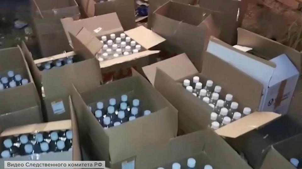ВОренбургской области растет число погибших врезультате отравления суррогатным алкоголем