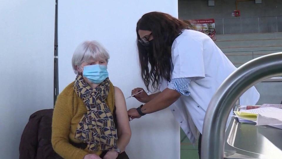 Вомногих европейских странах прививку откоронавируса сделала большая часть населения