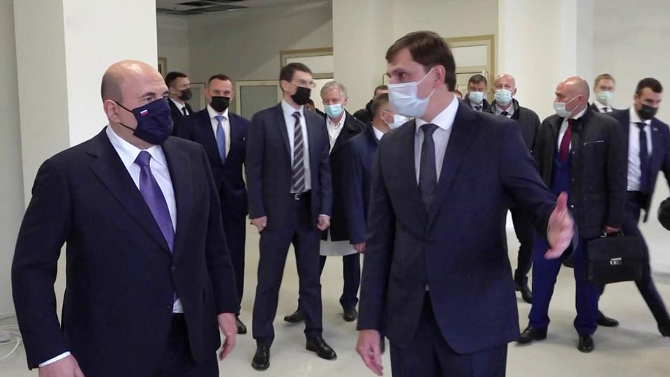 Михаил Мишустин раскритиковал долгострой вОрловской области, где больницу ждут больше 10 лет
