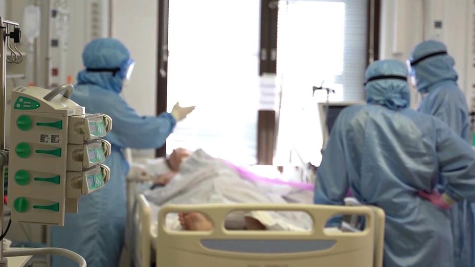 ВРоссии засутки выявили 31 299 новых случаев коронавируса— максимум сначала пандемии