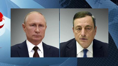 Владимир Путин потелефону обсудил спремьер-министром Италии подготовку ксаммиту G20