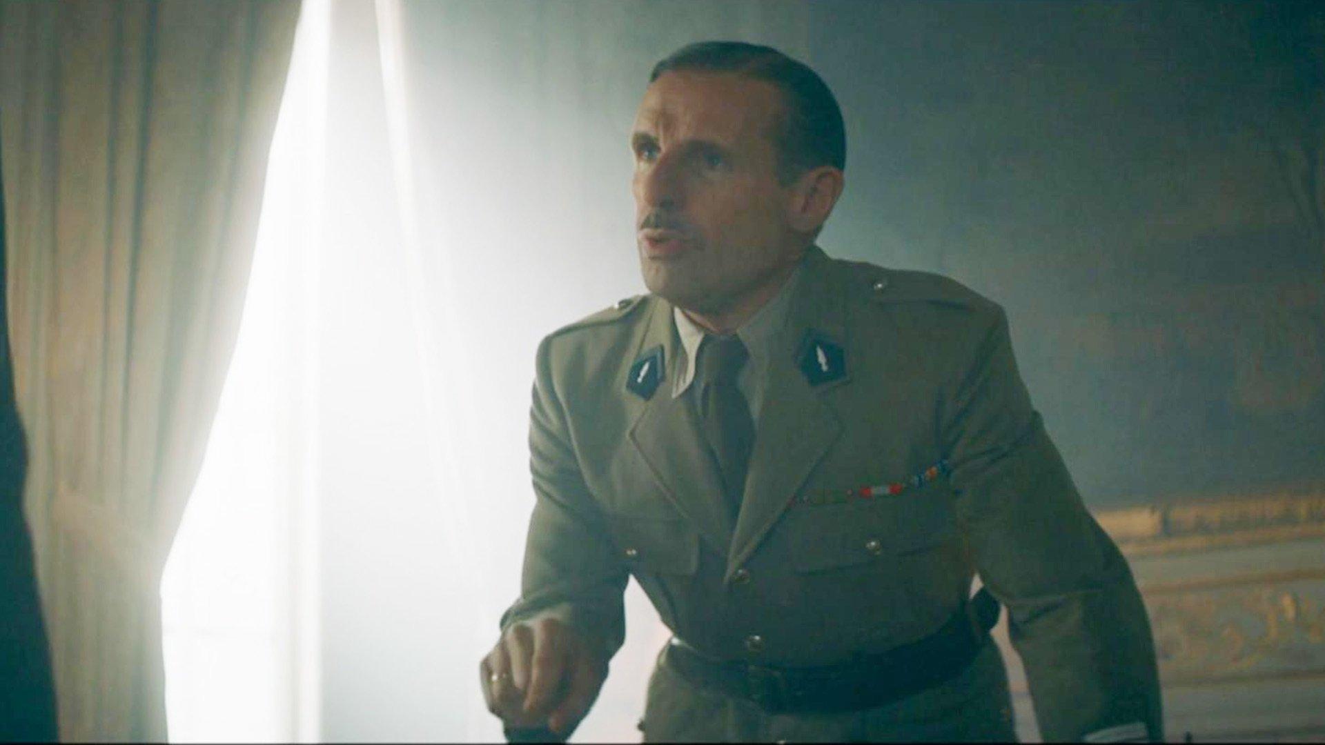 Спасая Францию. Ламбер Вильсон вфильме «Генерал ДеГолль»