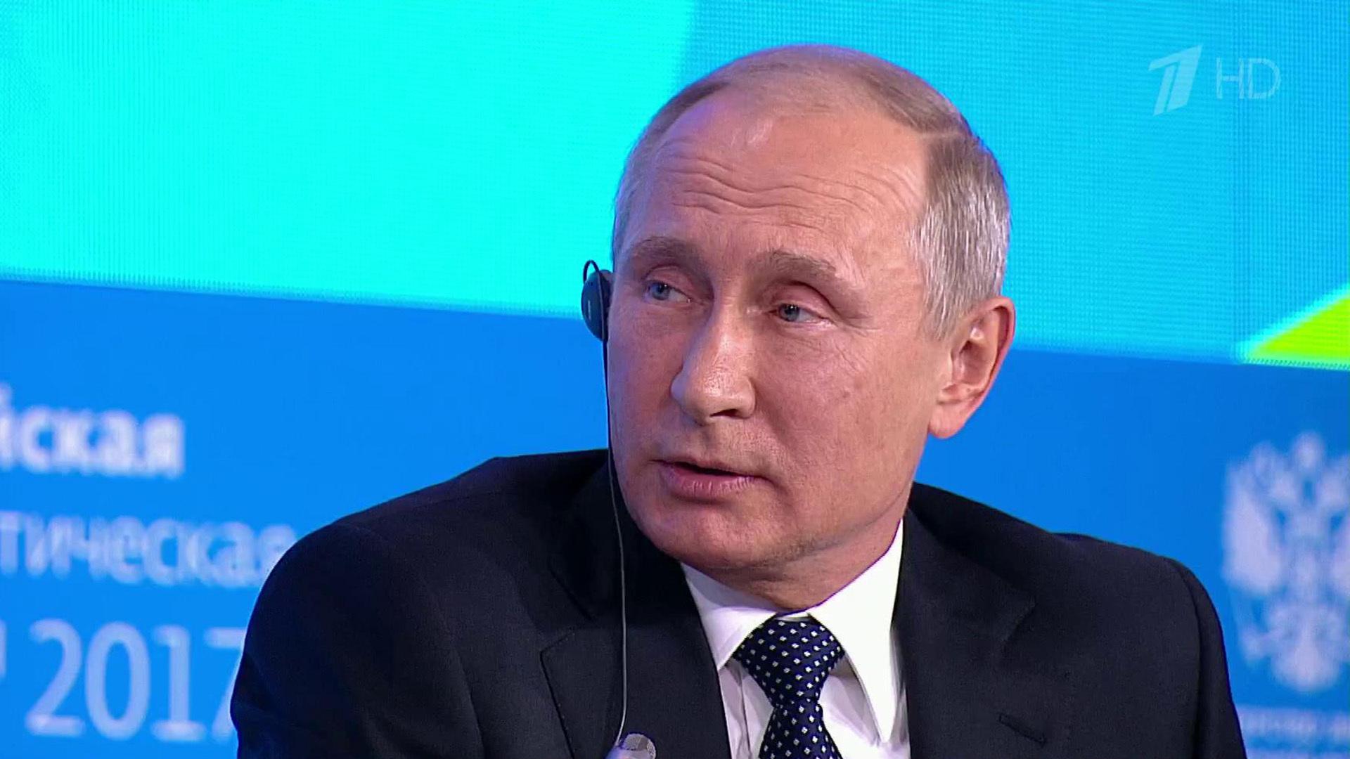 Путин баллотируется в президенты России 2018 фото