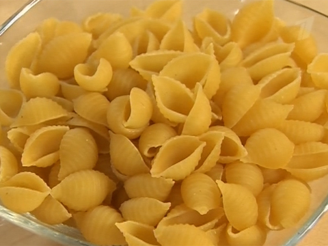 фото рожки макароны