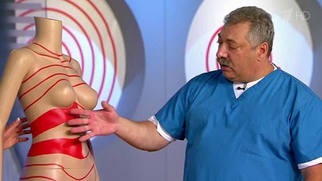При вдохе болит под правым ребром спереди что это может быть