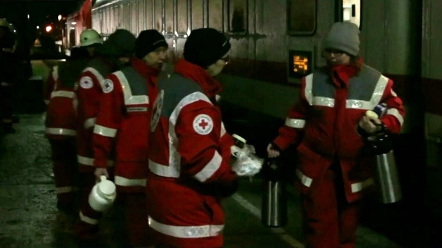 ВЕвропе сильные морозы привели кэкстремальным ситуациям идаже жертвам. Новости. Первый канал