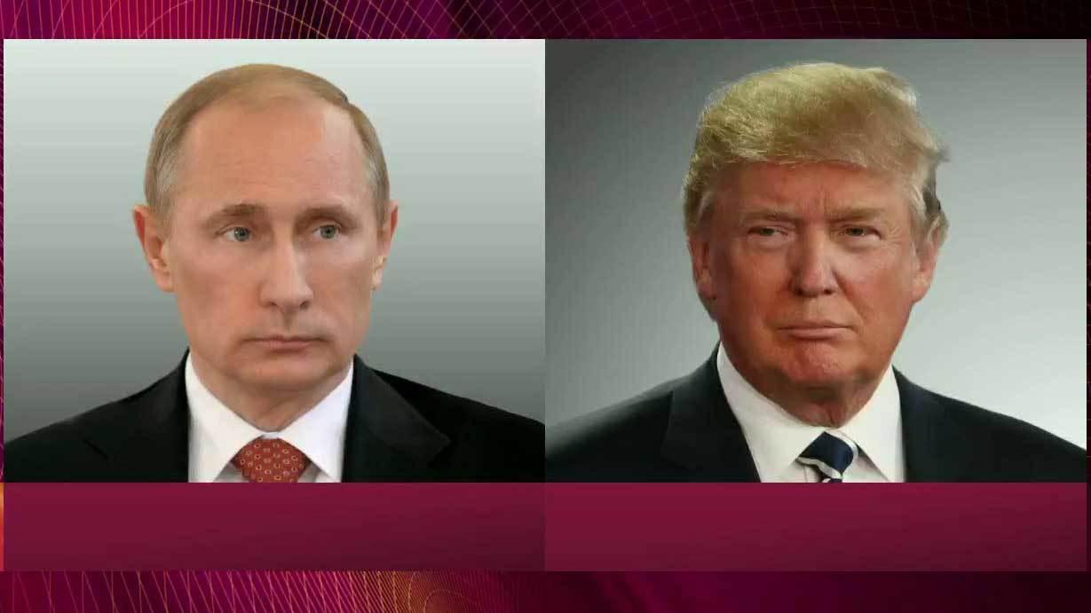 Новости разговор Путина с Трампом фото