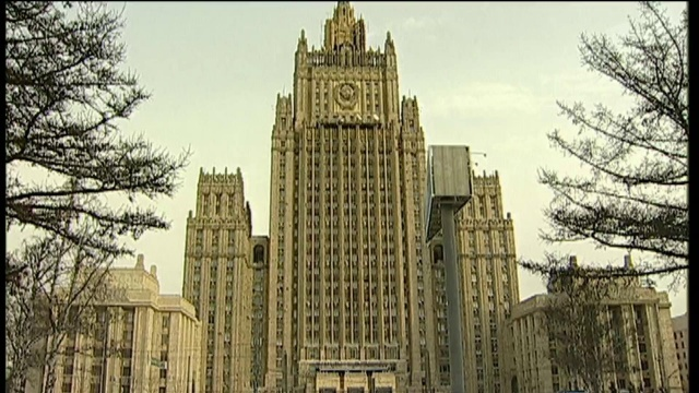 Москва призывает западную коалицию обнародовать свою концепцию борьбы стерроризмом. Новости. Первый канал