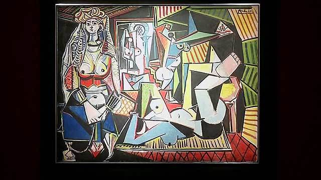 Картина «Алжирские женщины» Пабло Пикассо признана самым дорогим предметом искусства вистории. Новости. Первый канал