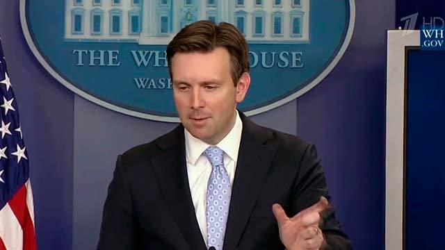 Онелегальной переправке нефтепродуктов изСирии вТурцию говорили набрифинге пресс-секретаря Обамы. Новости. Первый канал