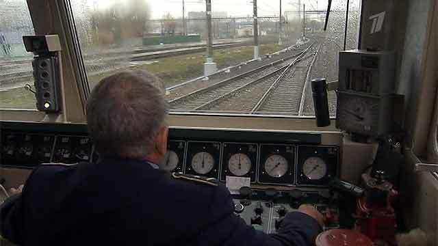 ВРоссии будут развивать высокоскоростные железные дороги. Новости. Первый канал