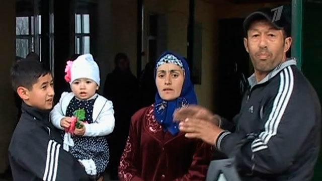 пассив ище таджика