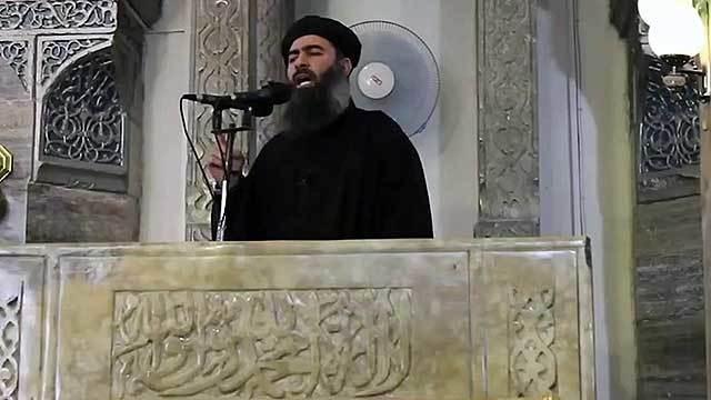 Лидер так называемого «Исламского государства» Абу Бакр аль-Багдади убит. Новости. Первый канал